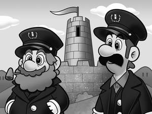 Super Lighthouse Bros