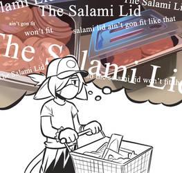 The Salami Lid