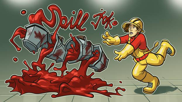 Spill Joke