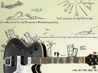 Guitar town by yovicool