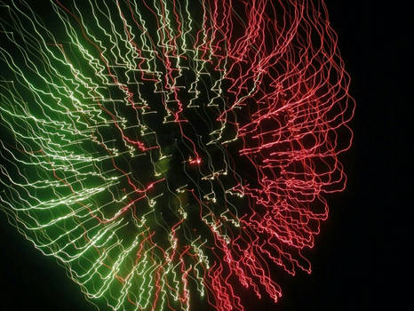 Baby you're my fireworks