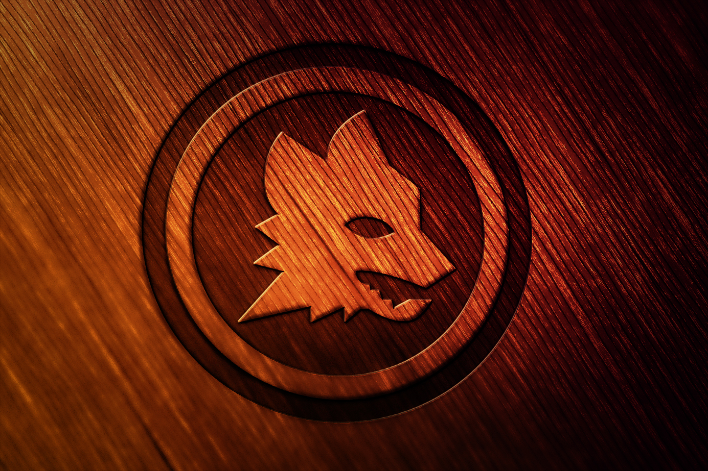 As Roma Wooden Wolf By Belthazor78 On Deviantart