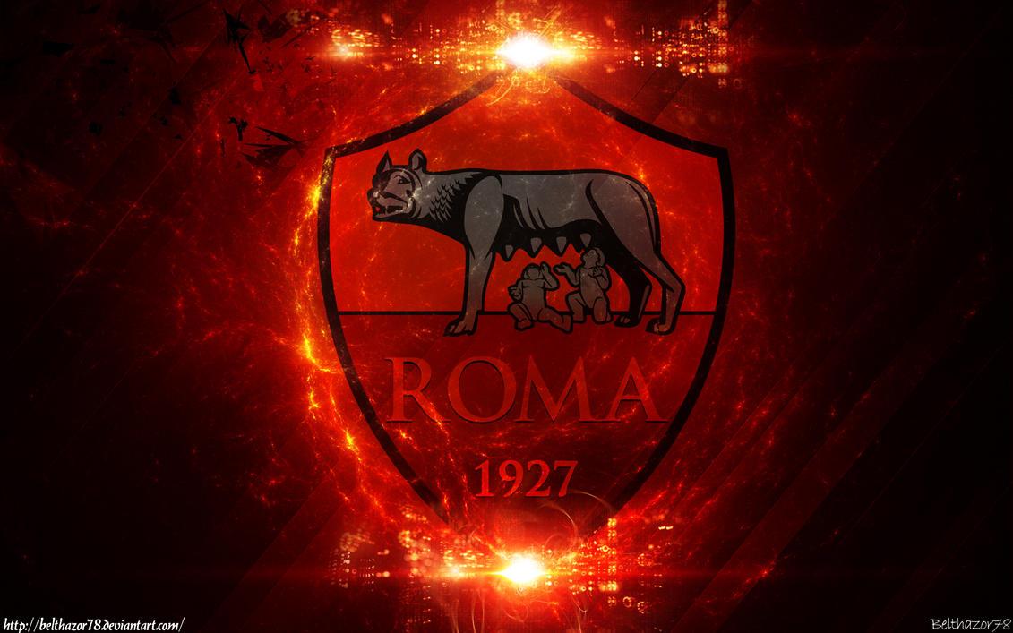 AS Roma Wallpaper by Belthazor78 on DeviantArt
