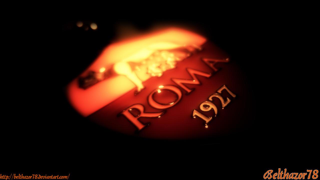 a.s. roma wallpaperbelthazor78 on deviantart