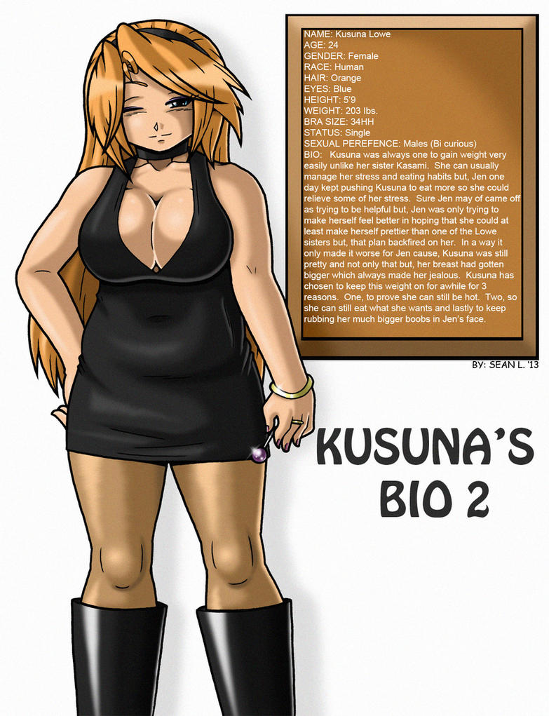 Kusunas BIO 2 by sseanboy23