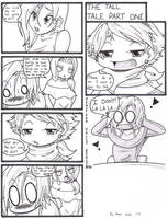 Comic 101 THE TALL TALE PART ONE by sseanboy23