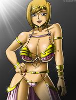 Goddess Bianca by sseanboy23
