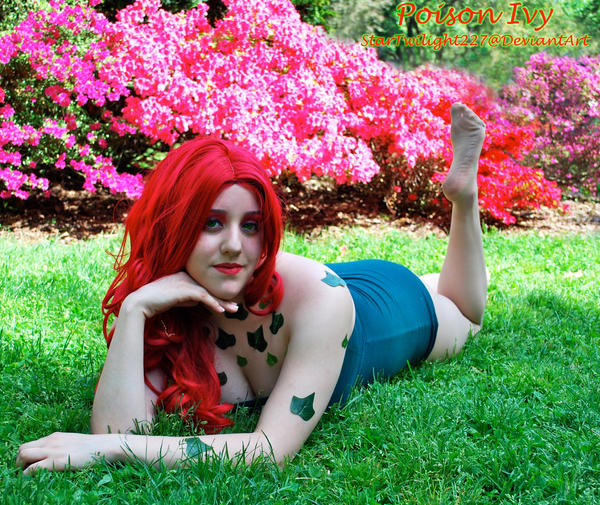 Poison Ivy: Garden Beauty 2 by Damek0Masca