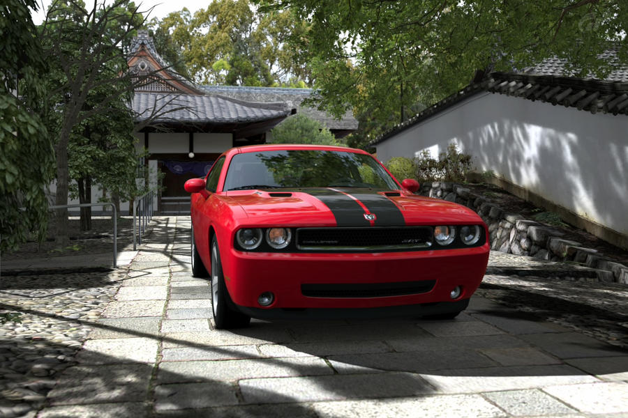 a challenger in kyoto 2 by JoshuaCordova