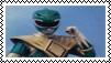 green ranger stamp by JoshuaCordova