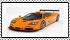 mclaren f1 stamp by JoshuaCordova