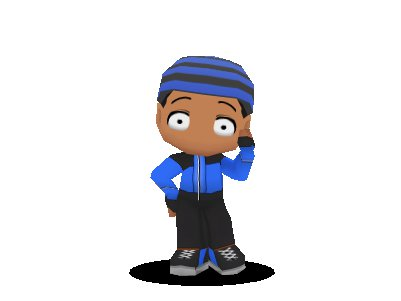 me in buddy poke by JoshuaCordova