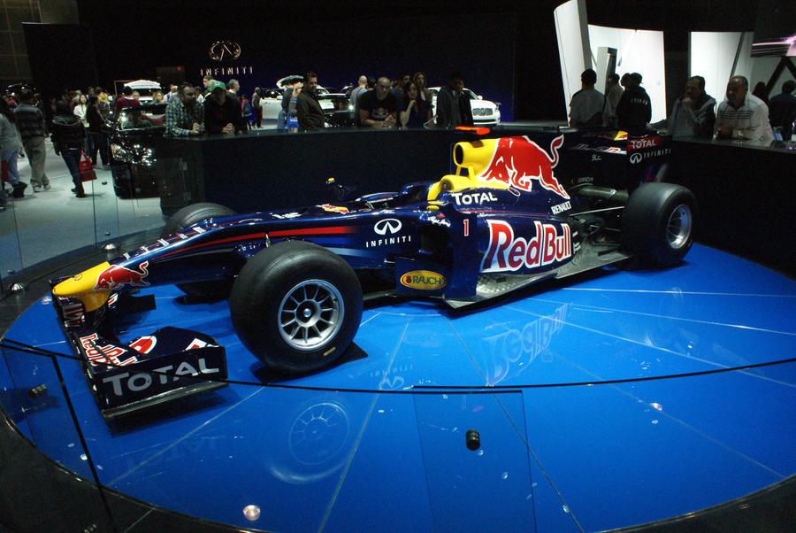 sebastian vettel f1 car by JoshuaCordova