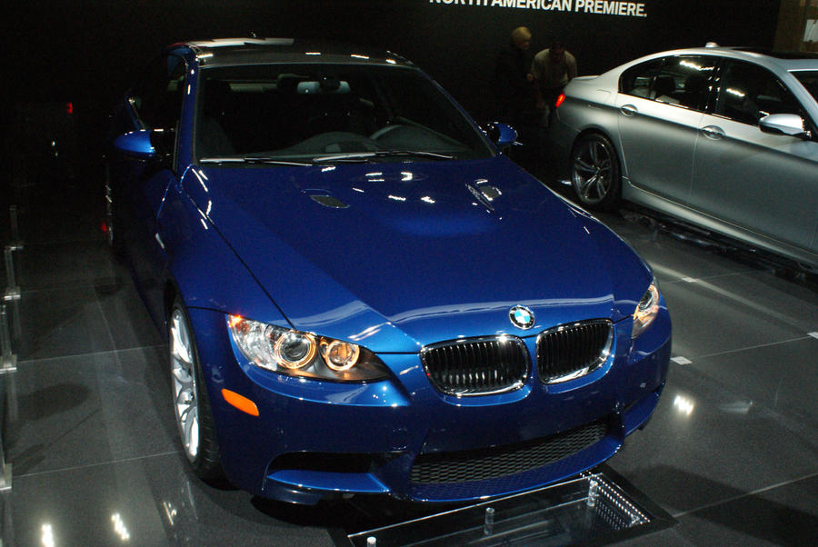 Hey look a blue M3 by JoshuaCordova