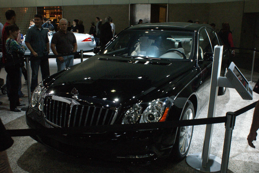 2012 Maybach by JoshuaCordova