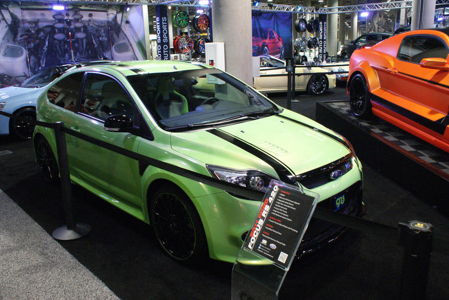 ford focus RS 420 by JoshuaCordova