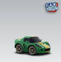 car town custom lotus by JoshuaCordova