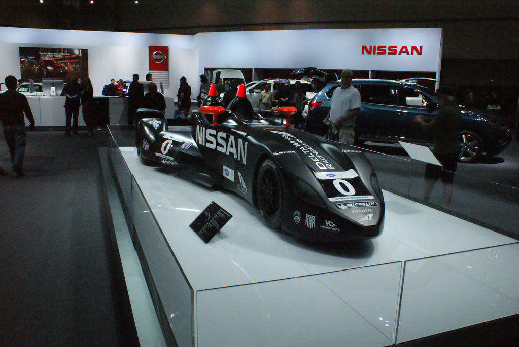 Nissan Deltawing by JoshuaCordova