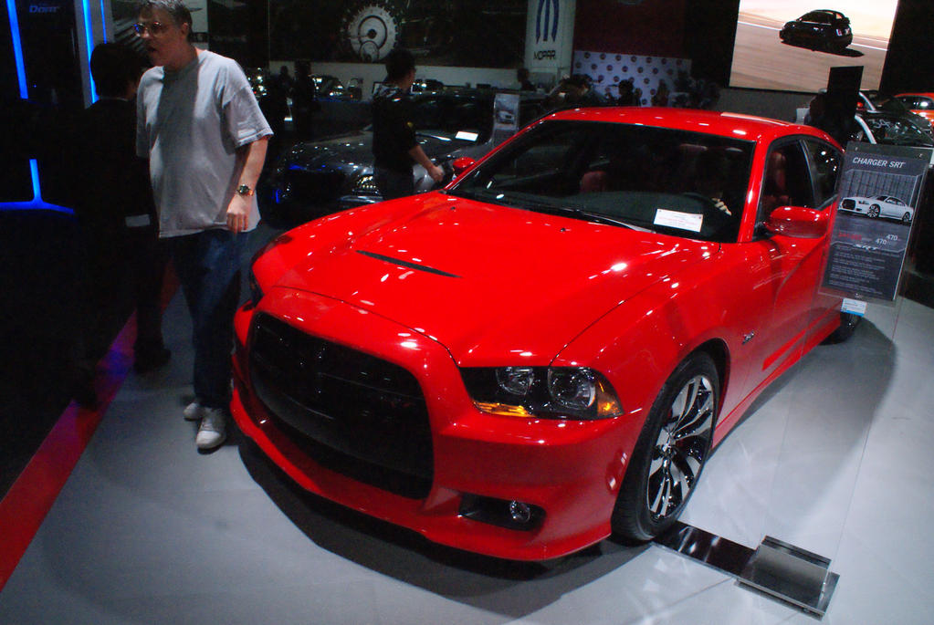 Dodge charger srt 8 by JoshuaCordova