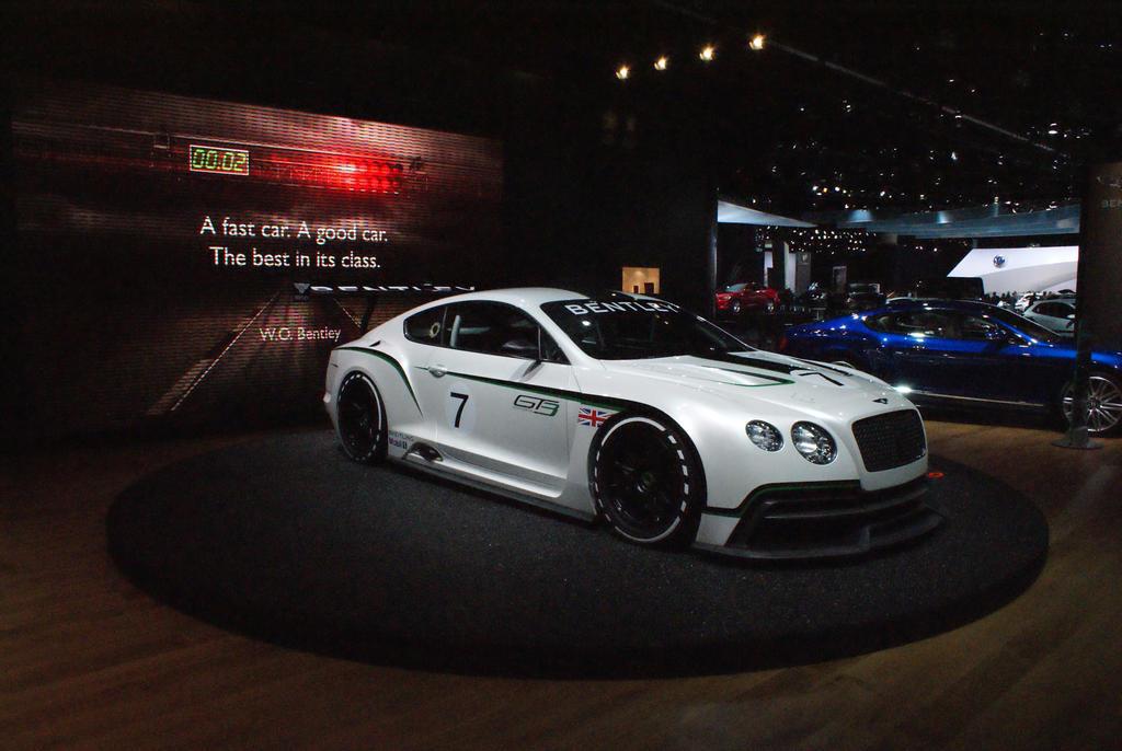 Bentley GT3 by JoshuaCordova