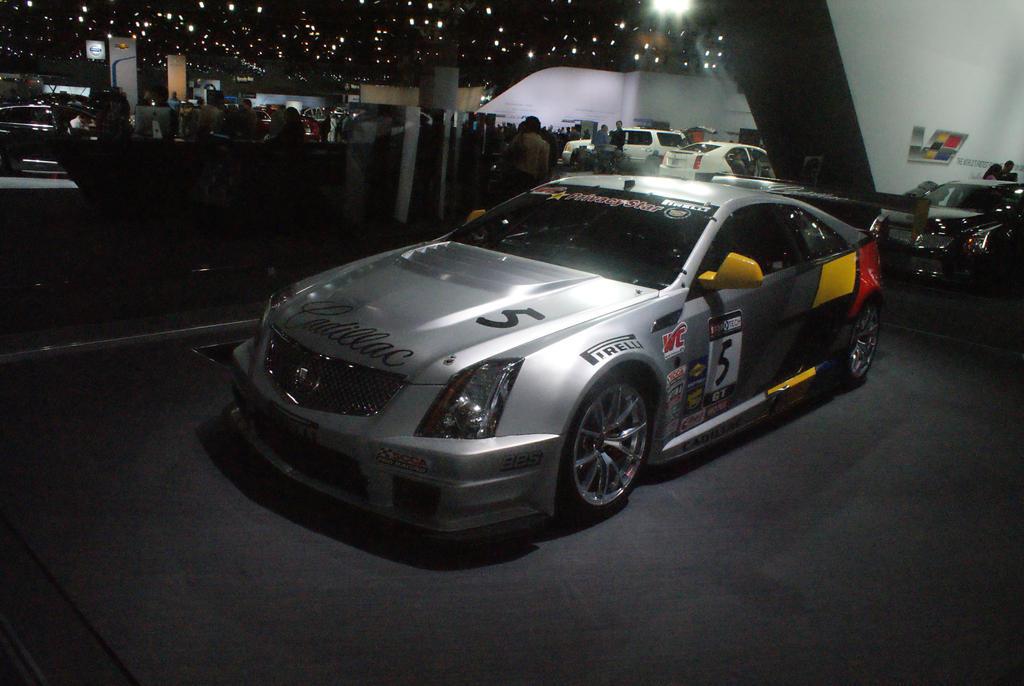 CTS V race car by JoshuaCordova