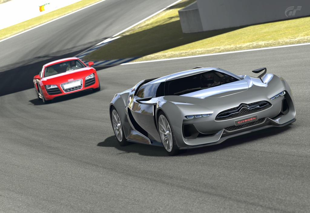 R8 V10 vs GT by JoshuaCordova