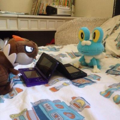 Reverse Pokemon battle  by JoshuaCordova