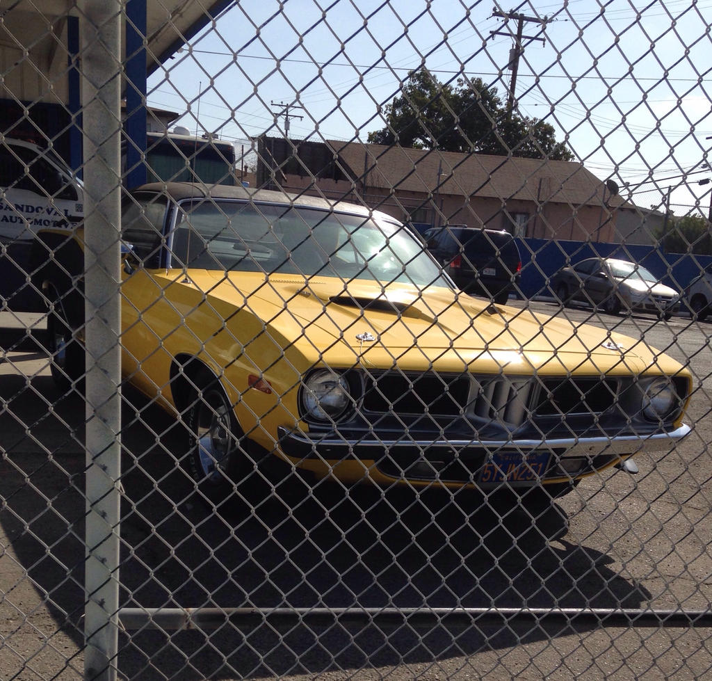 70 Plymouth 340cuda by JoshuaCordova