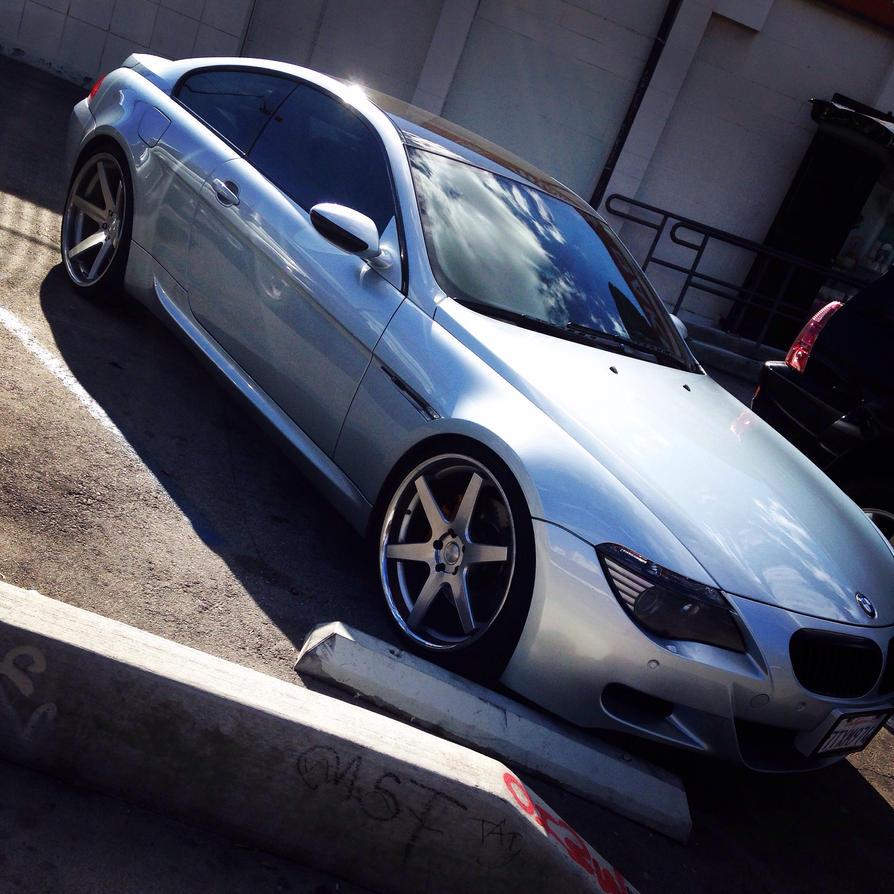 BMW M6 by JoshuaCordova