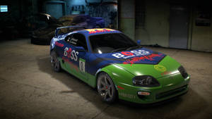 top gear rally supra
