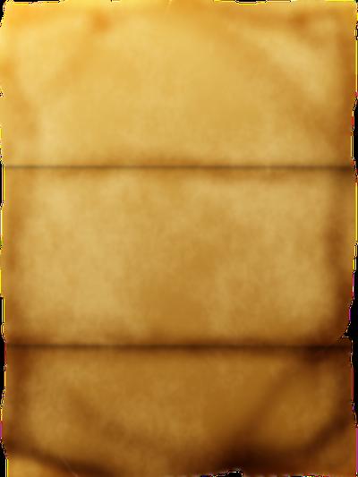 Old Letter Paper Old bleached torn letter paper