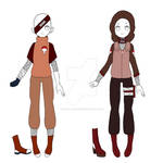 Uchiha Outfit Adoptables 4 {2/2 open}