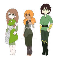 ATLA Adoptables: Earth Kingdom {3/3 open}