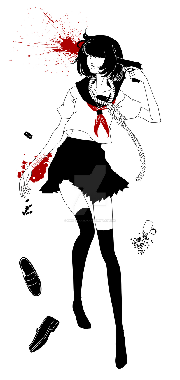 Suicide by Hime-Takamura