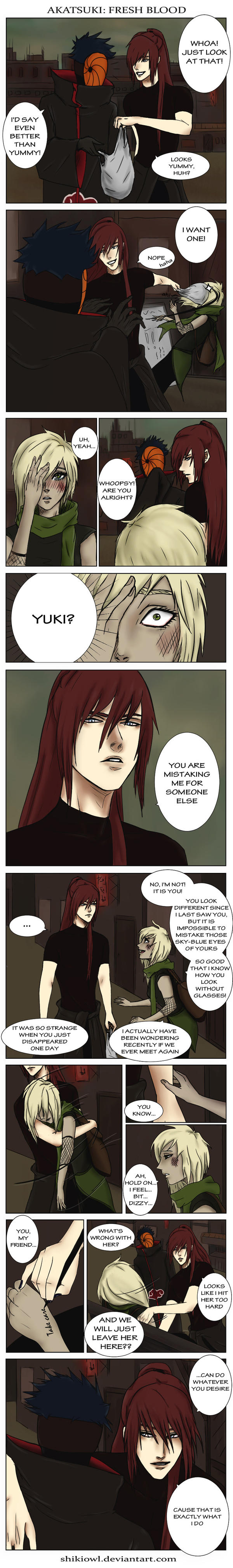 Akatsuki: Fresh Blood_Ch02_Page9 by ShikiOwl