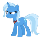 Trixie with Amulet
