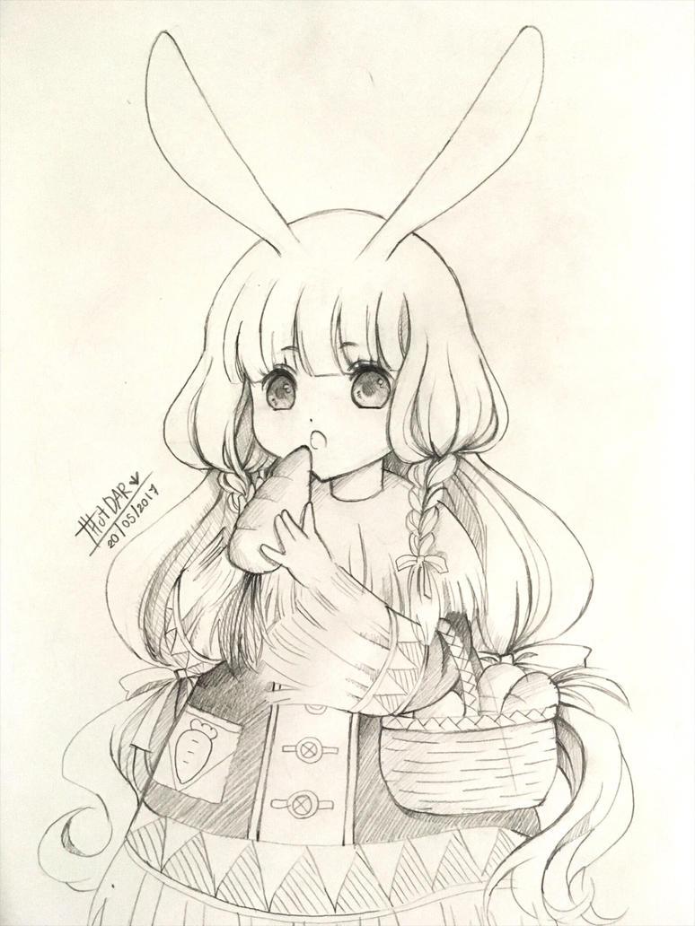 Rabbit by ThutDARA