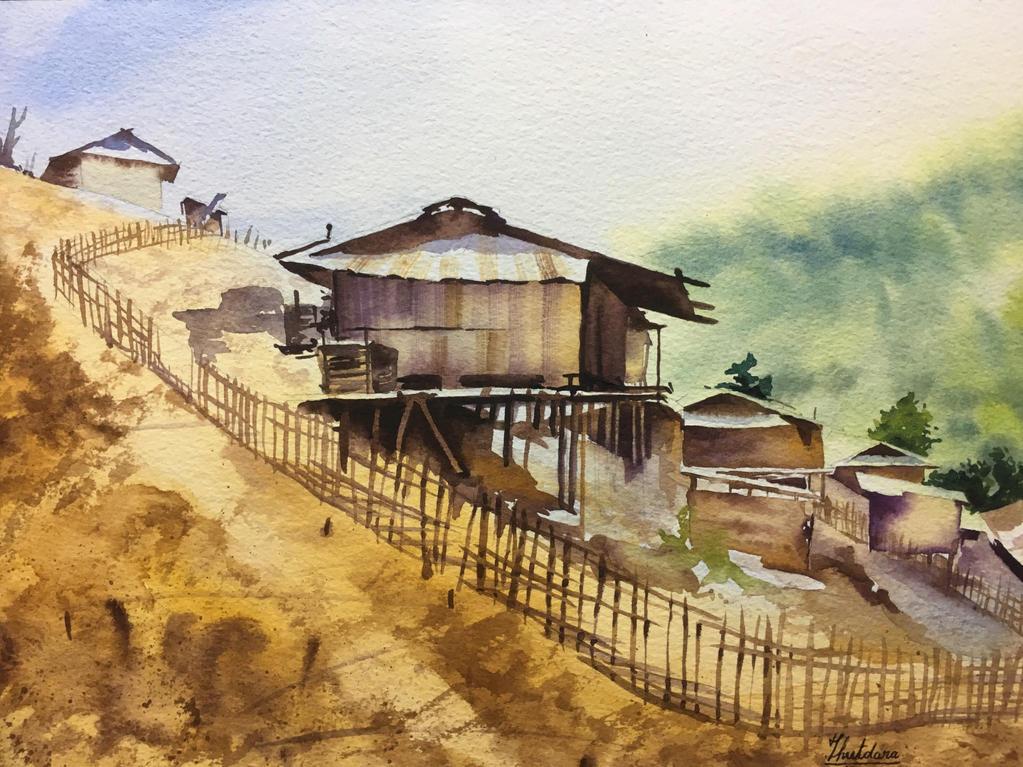 Village  by ThutDARA