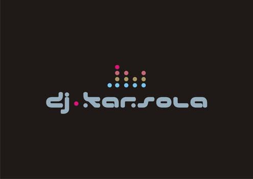 Logo do DJ Karsola