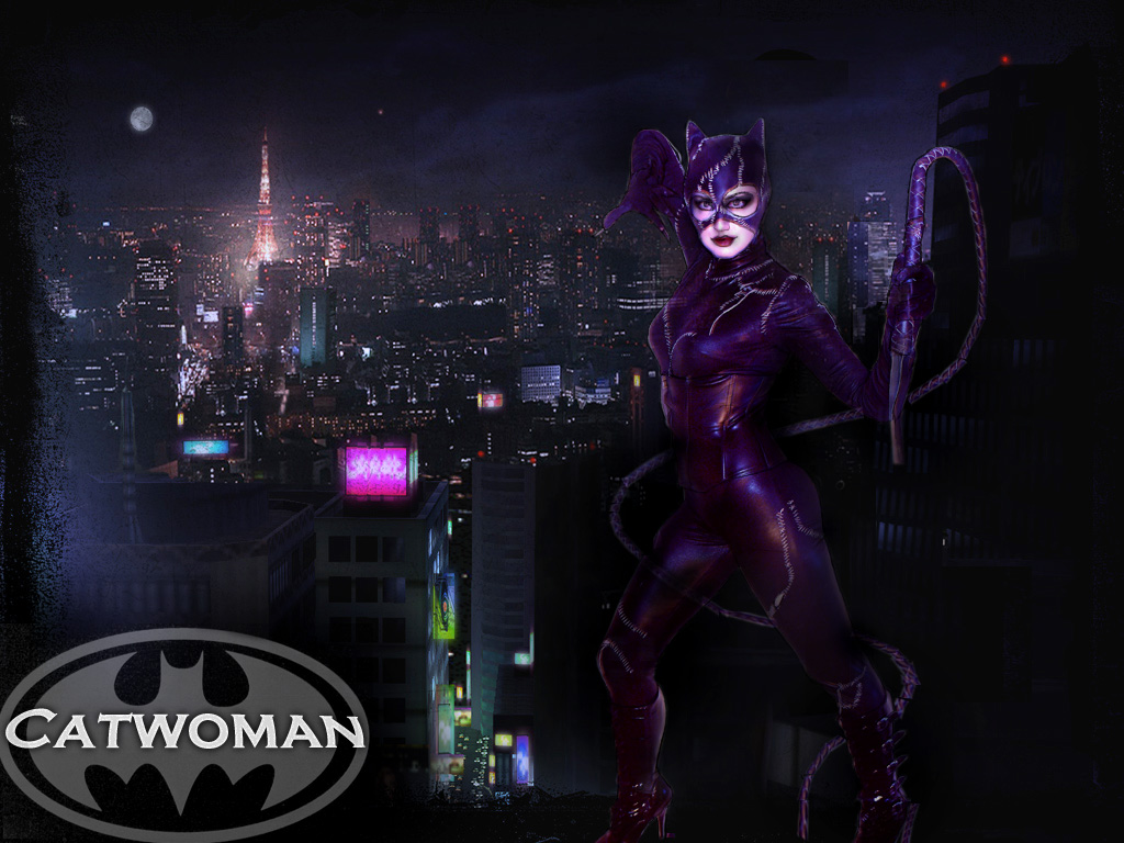 Catwoman Wallpaper by quotidia on DeviantArt