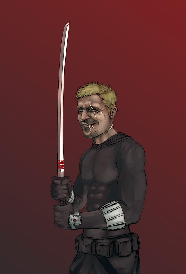 Snake Eyes Unmasked by quotidia on DeviantArt