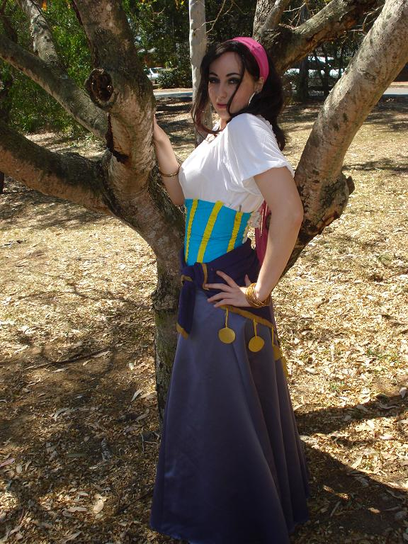 First Look - Esmeralda costume by quotidia