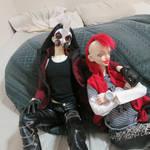 Halloween and Chill by Miatacatashi