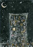 black house by SittingBuddha
