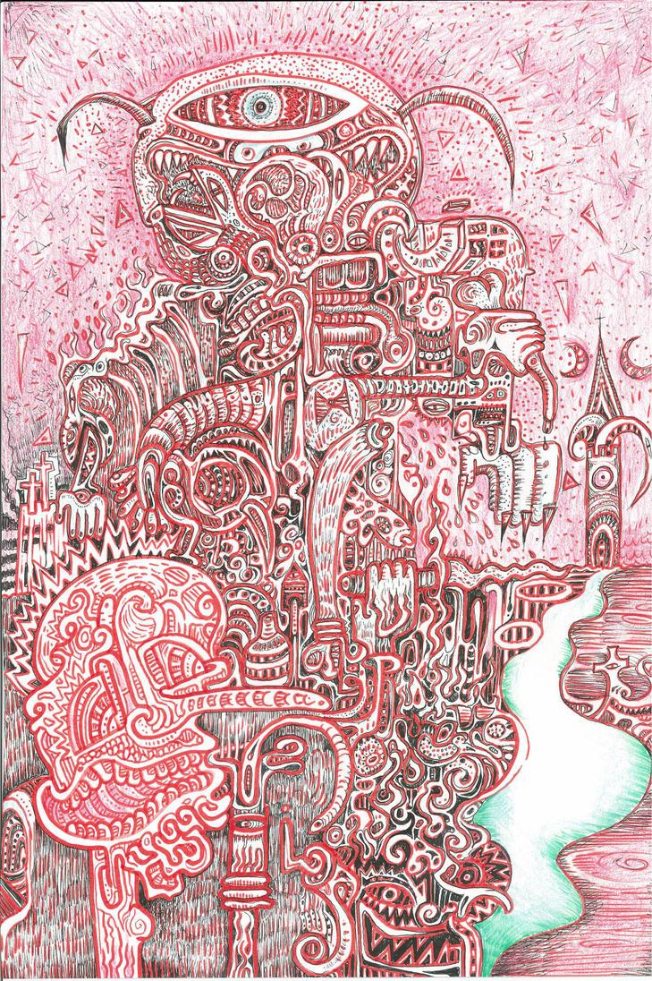 cyclops by SittingBuddha
