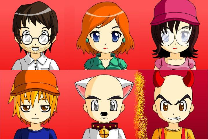 Anime Family Guy By Gracetheartist On Deviantart