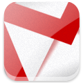 Gmail Icon 4 SweetCandy HD by vasyndrom