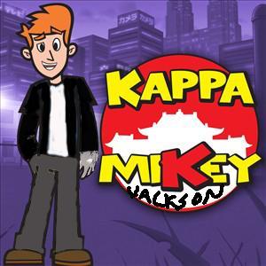 Kappa Mikey Jackson by wesker007