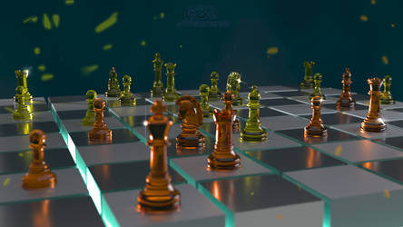 Chess by RROMMELL