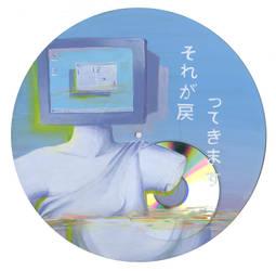 Vaporwave Vinyle by MAliceMiisha